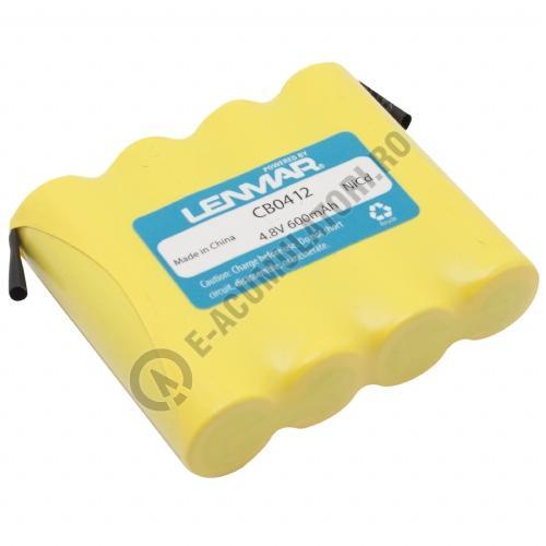 Lenmar Replacement Battery for Cordless Phones using 4.8V 600mAh Nickel Cadmium-big