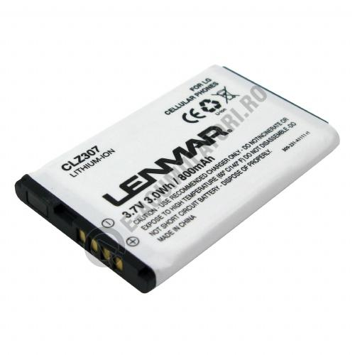 Lenmar Replacement Battery for LG Invision, Rhythm Cellular Phones-big