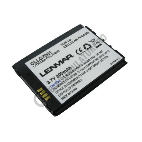 Lenmar Replacement Battery for LG VX8500 Cellular Phones-big