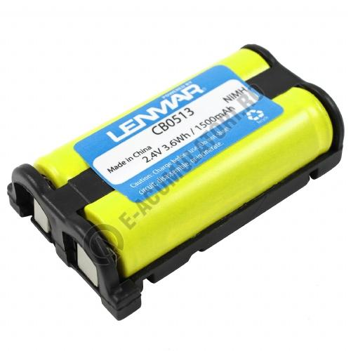 Lenmar Replacement Battery for Panasonic KX-TG Series Cordless Phones-big