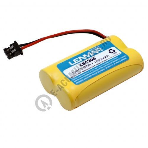 Lenmar Replacement Battery for Panasonic KX-TG2000, KX-TG4000 Cordless Phones-big