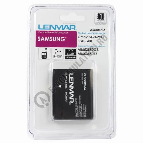 Lenmar Replacement Battery for Samsung Omnia, SGH-i900, SGH-i908 Cellular Phones-big
