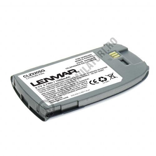 Lenmar Replacement Battery for Samsung SCH-A670, SCH-A670U, SCH-A671 Cellular Phone Batteries-big