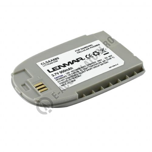 Lenmar Replacement Battery for Samsung VM-A680 Cellular Phones-big