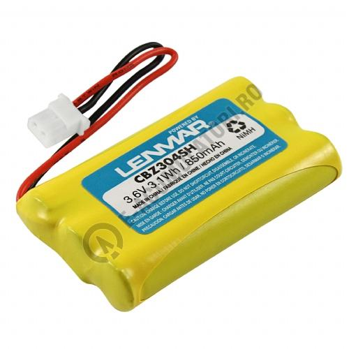 Lenmar Replacement Battery for Sharp UX-BA01, FO-CC550, UX-CC500, UX-CD600 and UX-CL220 Cordless Phones-big