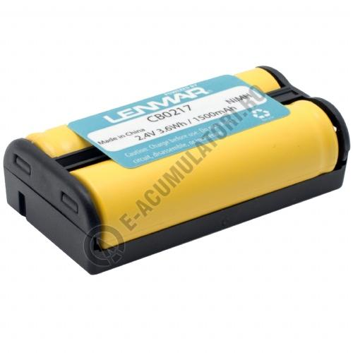 Lenmar Replacement Battery for V-Tech 2420, 2422 Cordless Phones-big