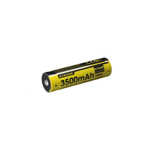 Acumulator Reincarcabil USB 18650 Li-Ion 3500 mah Nitecore NL1835R-big