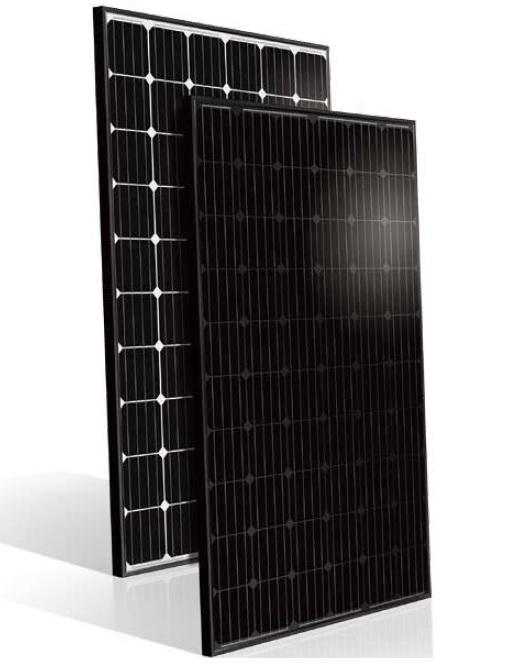 Panou solar fotovoltaic monocristalin BenQ / AUO SunVIvo PM060MW2 - 300Wp(BFR)-big