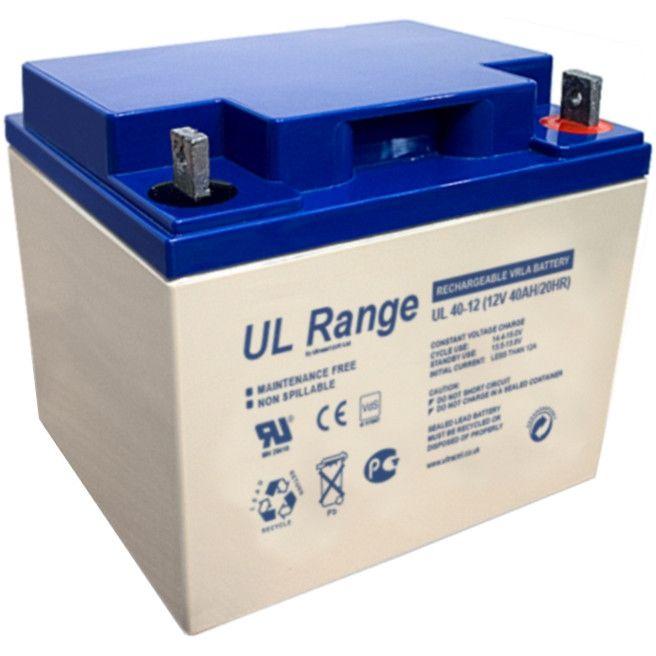 Acumulator 12V 40Ah Ultracell UL40-12-big