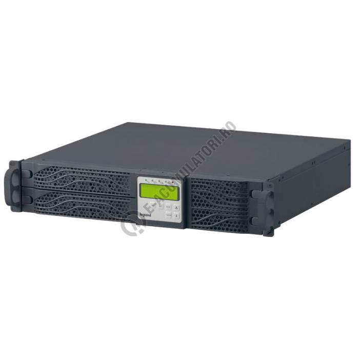 UPS LEGRAND Daker Dk On-Line 1kVA IEC Convertible 310050-big
