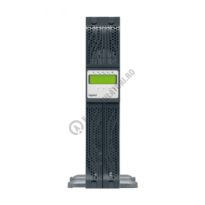 UPS LEGRAND Daker Dk On-Line 4,5kVA FARA Baterii Convertible 310056-big