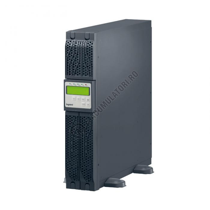 UPS LEGRAND Daker Dk On-Line 6kVA FARA Baterii Convertible 310057-big