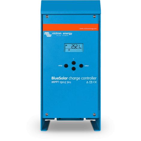 Incarcator solar 12V 24V 36V 48V 70A Victron Energy BlueSolar MPPT 150/70 CAN-bus-big