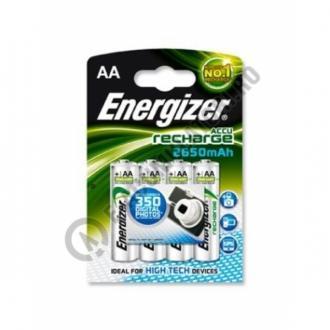 Acumulatori Energizer AA  2650mAh, blister de 4 buc.0
