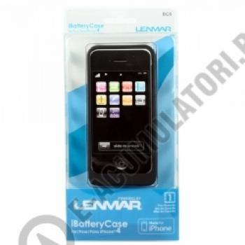 Acumulator extern Lemnar iPhone4 BC4 iBatteryCase0