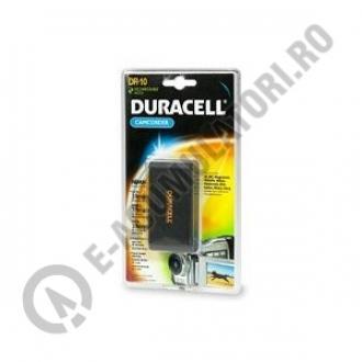 Acumulator Duracell DR10 pentru camere video0