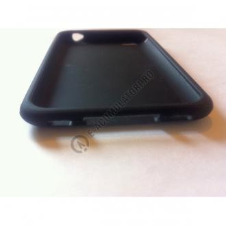 Silicone Sleeve for iPhone 5 black2