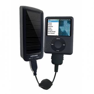 Lenmar PowerPort Duo - Baterie portabila si incarcator solar PPUS204