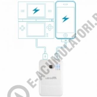 Lenmar PowerPort Duo - Baterie portabila si incarcator USB cu 2 iesiri PPU50002