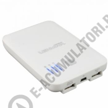 Lenmar PowerPort Duo - Baterie portabila si incarcator USB cu 2 iesiri PPU50001