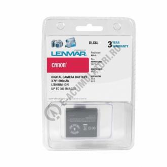 Acumulator DLC6L pentru CANON NB-6L 3.7V 1000mAh0