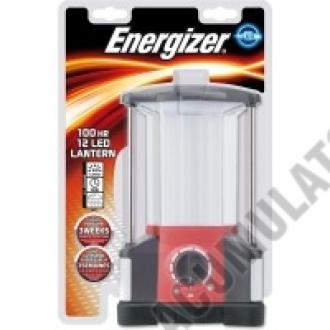 Lanterna Energizer 100 Hour 12 LED incl 3xD cod 6314480