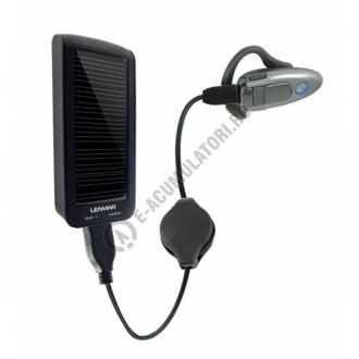 Lenmar PowerPort Duo - Baterie portabila si incarcator solar PPUS202
