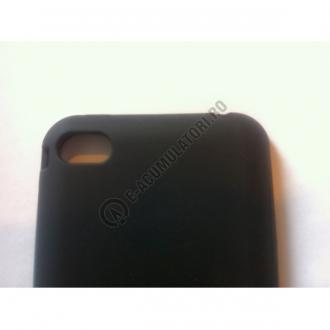 Silicone Sleeve for iPhone 5 black1