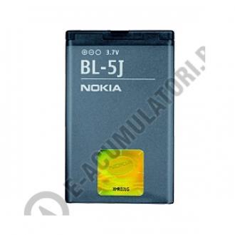Acumulator original Nokia BL-5J, blister1