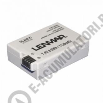 Acumulator DLZ302C pentru CANON LP-E8 7.4V  1120mAh1