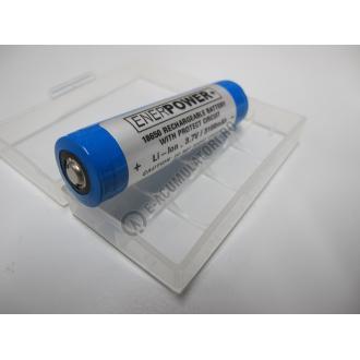 Acumulator 18650 Li-Ion 3100 mAh Panasonic cu protectie PCB 7 A0