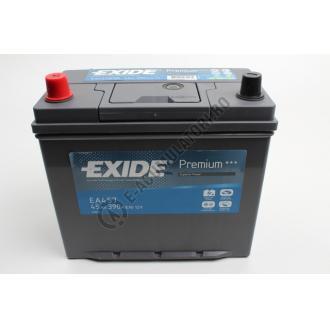 Acumulator Auto Exide Premium Asia 45 Ah cod EA457 borne inverse0