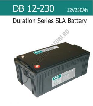 Acumulator VRLA  BSB 12 V 230 Ah COD DB12-2300