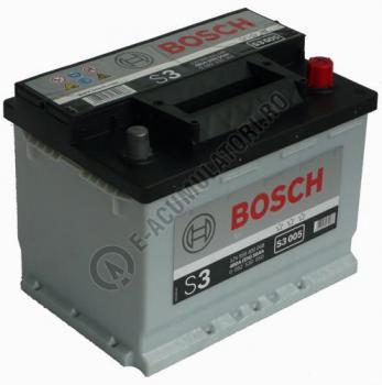 Acumulator Auto Bosch S3 56 Ah 0092S300500