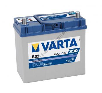 BATERIE AUTO VARTA BLUE 45 Ah cod B32 - 54515603331321