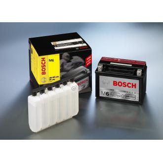 Baterie MOTO BOSCH M6 cu AGM 12 v 8 Ah cod 5080120080