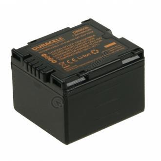 Acumulator Duracell DR9608 pentru camere video PANASONIC VW-VBD140 7.4v 1440mAh1
