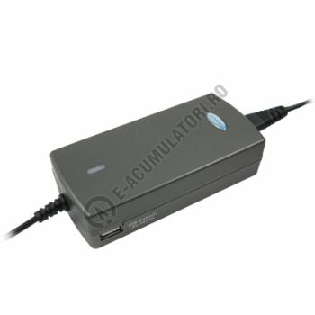 Incarcator Lenmar 90W pentru laptop cu un port USB, model LAC902
