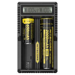 Incarcator USB Li-Ion Nitecore UM201