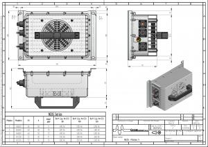 Incarcator de baterii 48V 50A NEOS N48502