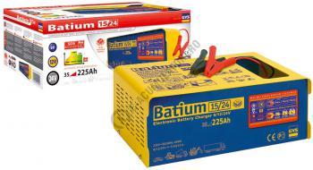 Incarcator si redresor PROFESIONAL cu MICROPROCESOR 6/12/24V GYS BATIUM 15-240