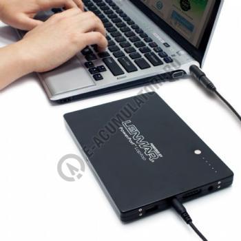 Lenmar PowerPort Laptop Baterie portabila si incarcator pentru laptop, model PPU9161