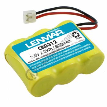 Lenmar Replacement Battery for AT&T 1445, 1487, 2255, 2422, VTech 2111, 2551, GZ2334 Cordless Phones0
