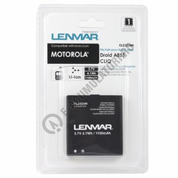 Lenmar Replacement Battery for Motorola Droid A855 Cellular Phones1
