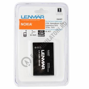Lenmar Replacement Battery for Nokia XpressMusic Series Cellular Phones1