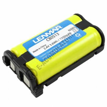 Lenmar Replacement Battery for Panasonic KX-TG Series Cordless Phones0