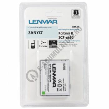 Lenmar Replacement Battery for Sanyo Katana II, SCP-6650 Cellular Phones3