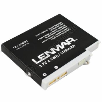Lenmar Replacement Battery for Sharp/T-Mobile Sidekick LX 2009 Cellular Phones0