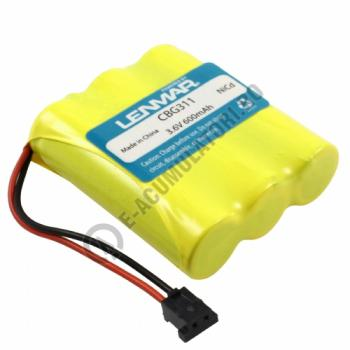 Lenmar Replacement Battery for SW Bell FF-1100, FF-1650, FF-175 Cordless Phones0