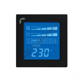 UPS Rackabil Cyber Power PR2200ELCDRT2U Line-Interactive 2200VA 1600W AVR, LCD Display, 8 IEC OUTLETS, USB & Serial port1